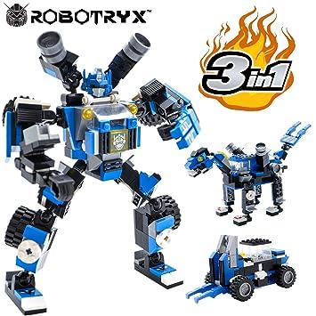 Juguete Robot Stem   Divertido Juego Creativo 3 en 1   Juguetes de ...