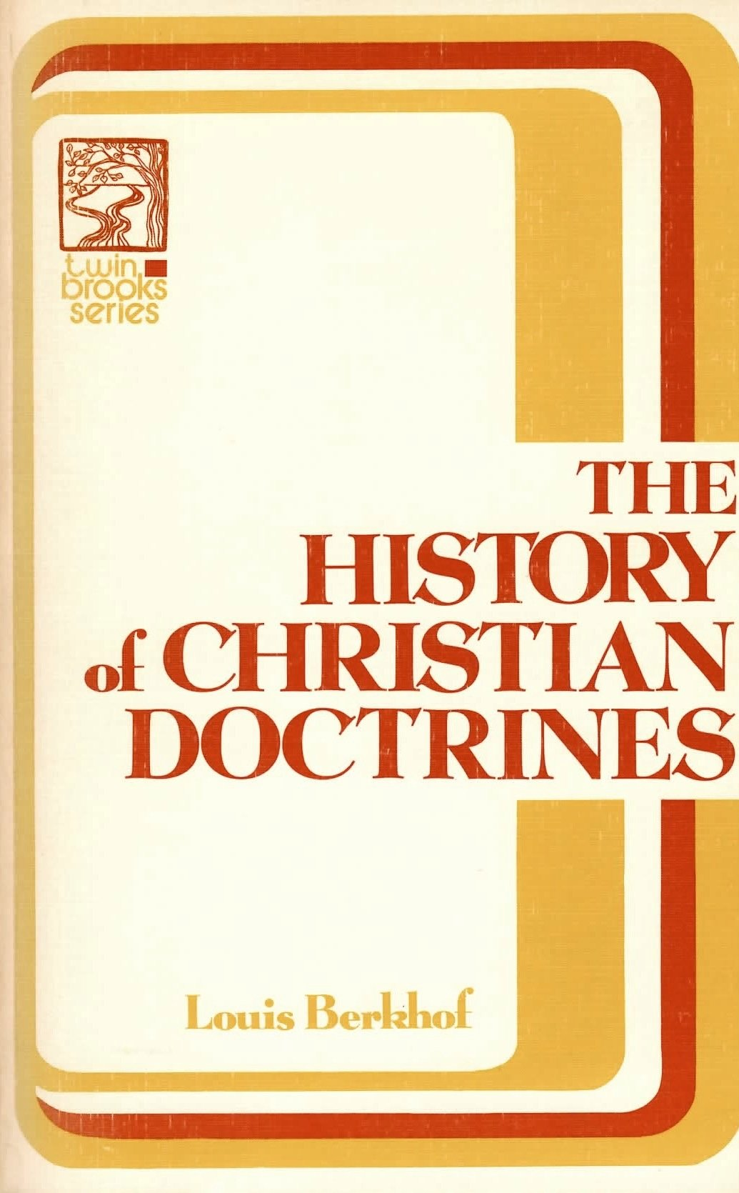 The History of Christian Doctrines: Louis Berkhof: 9780801006364:  Amazon.com: Books