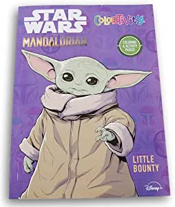 The Mandalorian ''Little Bounty'' Baby Yoda Colortivity