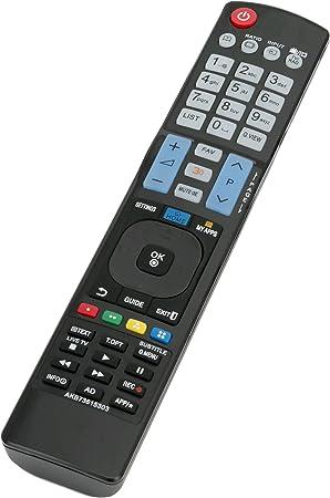 ALLIMITY AKB73615303 Sub AKB73615397 Sub AKB73615362 Mando a Distancia reemplazado por LG 3D Smart TV AKB73615302 AKB73615361 AN-MR400 42PM470T 50PM680T 50PM470T 50PM670T 32LN540B 42LN5400 42LA6230: Amazon.es: Electrónica