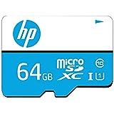 HP 64GB Class 10 MicroSD Memory Card (U1 TF Card64GB)
