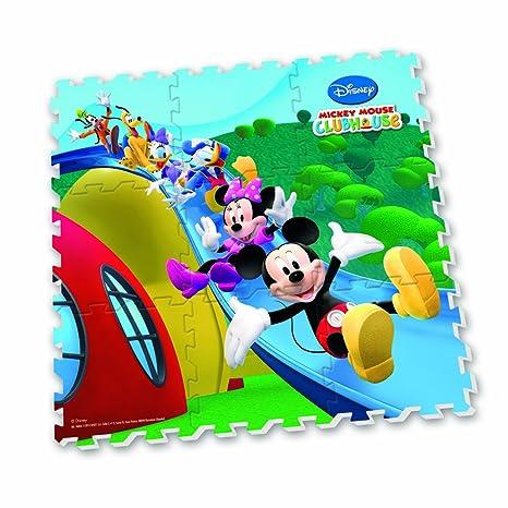ed91604da2f Diset Mickey Mouse Club House - Puzzle Foam 46836  Amazon.es ...