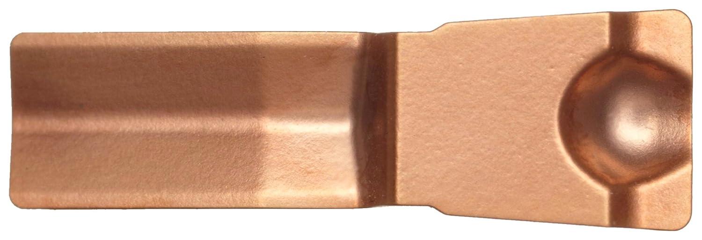 Pack of 10 N151.2-500-5E Multi-Layer Coating Sandvik Coromant Q-Cut 151.2 Carbide Parting Insert GC1125 Grade 1 Cutting Edge 5E Chipbreaker 50 Insert Seat Size 0.0079 Corner Radius