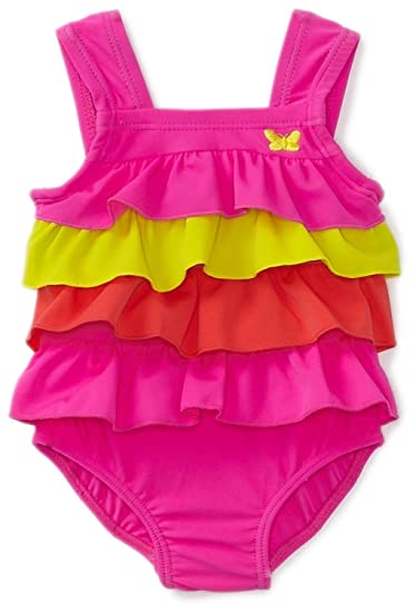 28540b8942380 Amazon.com  Carter s Baby-Girls Newborn 1 Piece Swimsuit