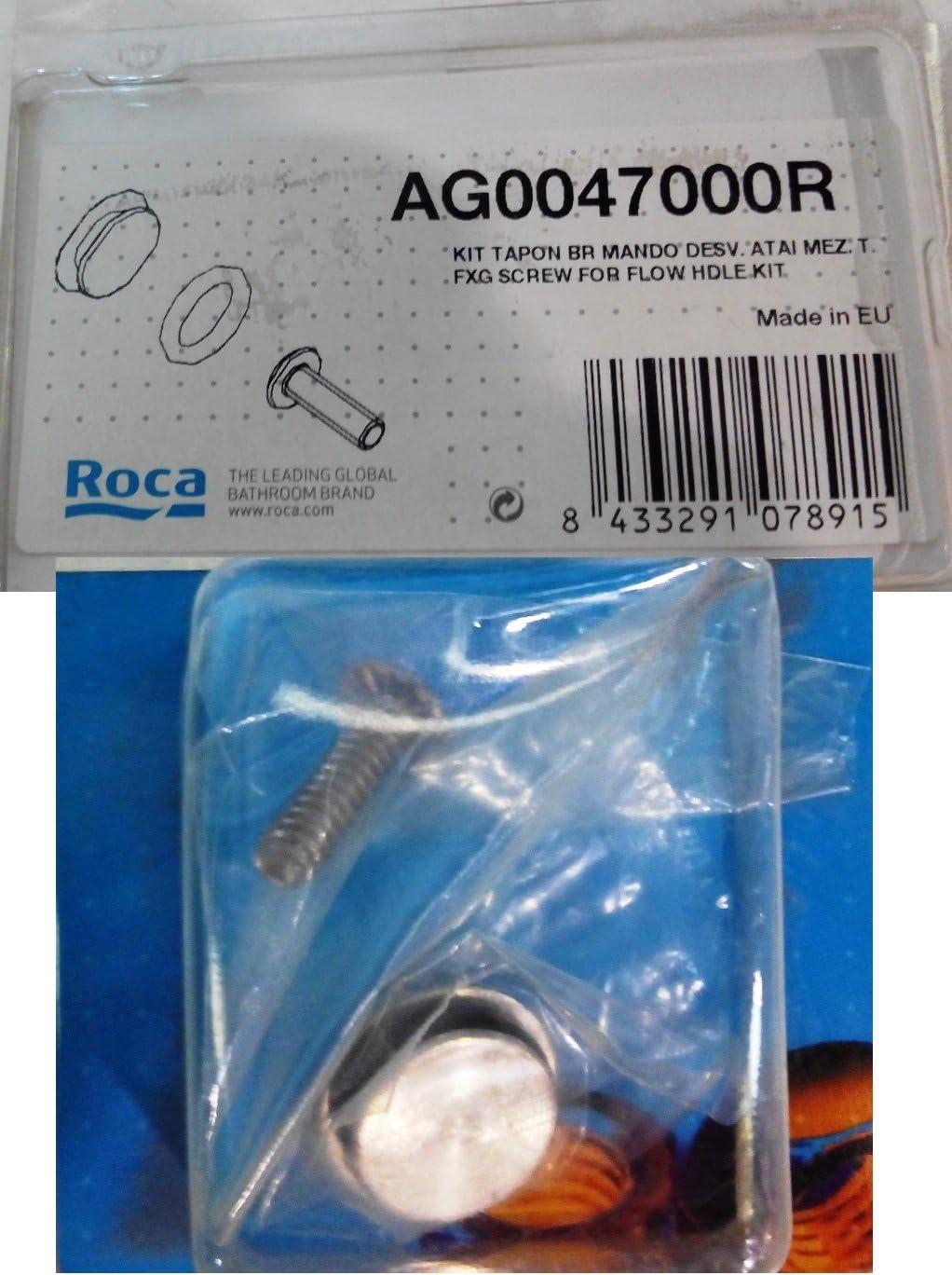 Roca - Kit Tapón Br Mando Desv. Atai Grifo / Mezclador T. Recambio ...