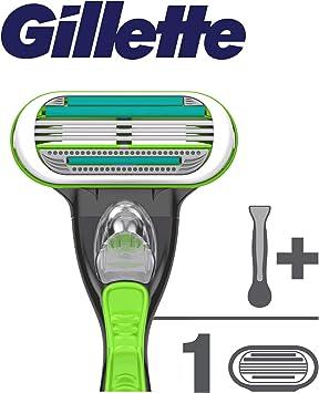 Gillette Body - Maquinilla Para Depilar: Amazon.es: Salud y ...