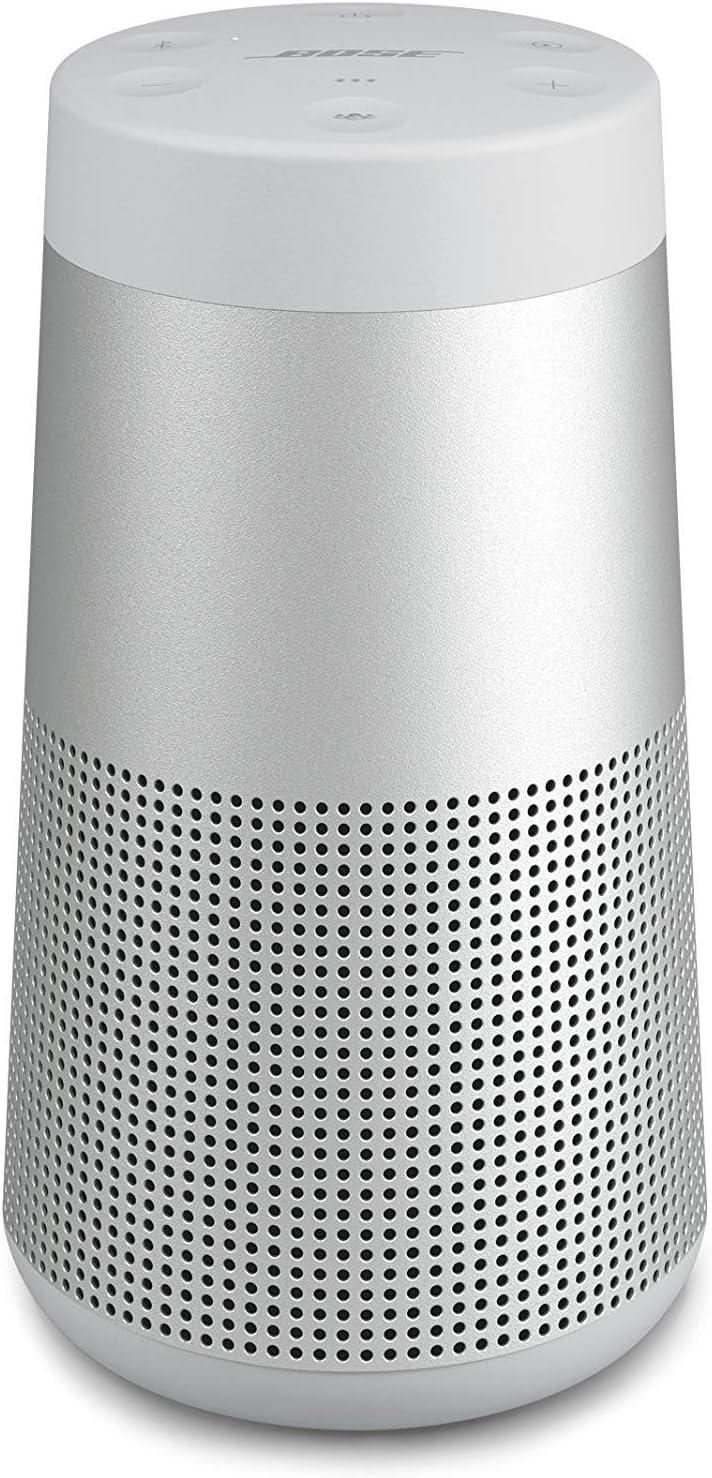 Bose SoundLink Revolve - Altavoz portátil con Bluetooth, color gris