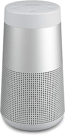Bose SoundLink Revolve Enceinte Bluetooth - Argent - Test & Avis