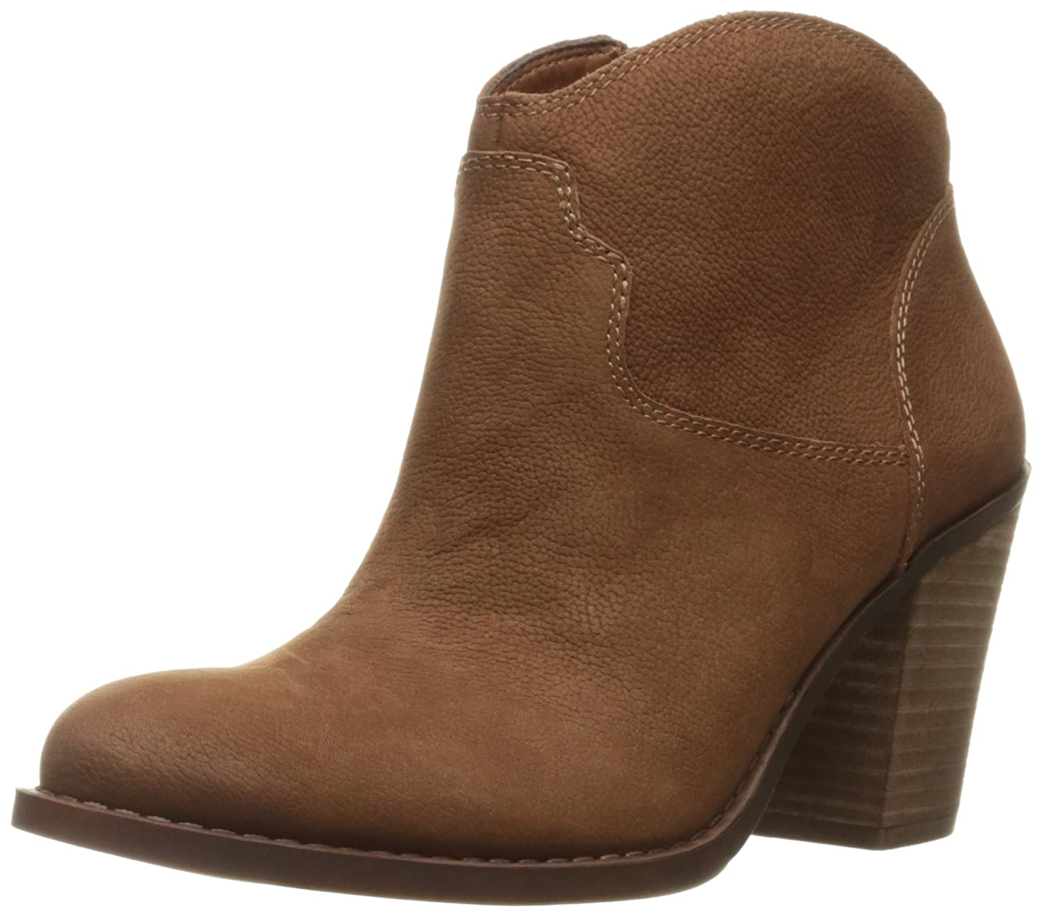 Lucky Brand Women's Eller Boot B01IQ65FEU 6.5 B(M) US|Toffee