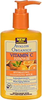 product image for Avalon Organics Hydrating Cleansing Milk Vitamin C - 8.5 fl oz
