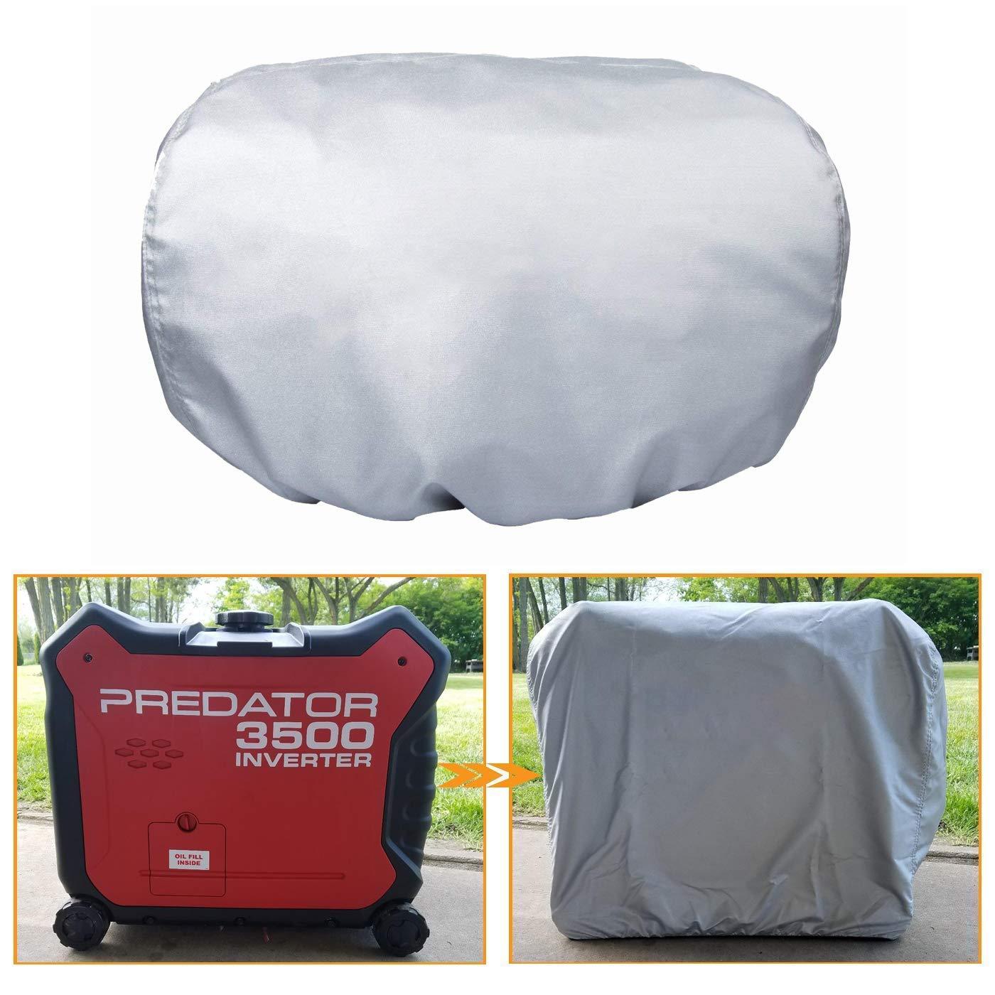 Sunluway Generator Cover-Waterproof Dustproof Sunproof for Honda EU3000is & Predator 3500