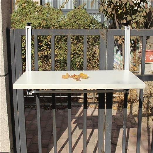 Folding table Nan Mesa Colgante para balcón Mesa Plegable para ...