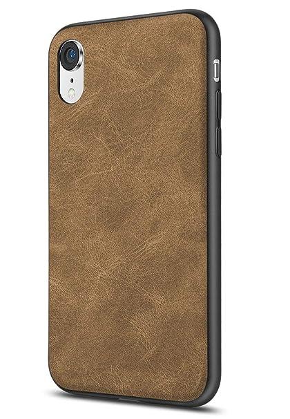 Amazon.com: Salawat - Funda para iPhone Xr (piel sintética ...