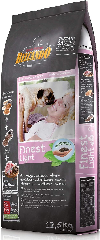 Belcando Canine Adult Finest Light 12,5Kg 12500 g