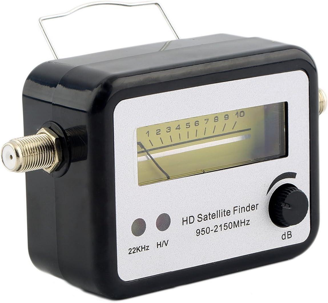 Romirofs Digital Satellite Signal Finder Alignment Signal Satfinder Meter Compass FTA TV Signal Receiver /& Finder Wholesale Store