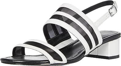 Bandolino Women's Block Heel Sandal Heeled