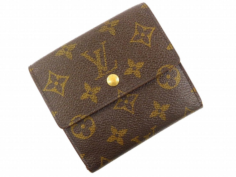 [ルイヴィトン] LOUIS VUITTON 二つ折り財布 モノグラム PVC×レザー X16640 中古 B078MB9MP3