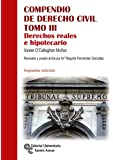 Compendio de Derecho Civil Tomo III: 3 (Manuales)