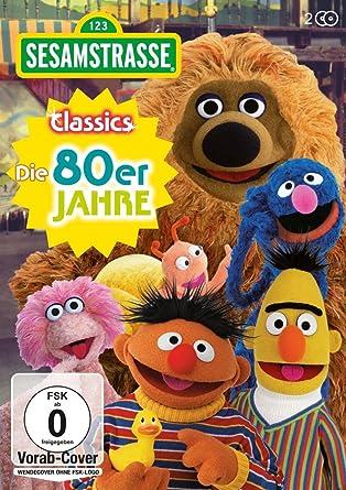 73428ac4b7 Sesamstraße - Classics: Die 80er Jahre [2 DVDs]: Amazon.de ...