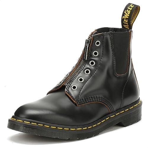 Dr Martens Uomo Nero Vintage 101 GST Stivali-UK 7  Amazon.it  Scarpe e borse 368a0975981