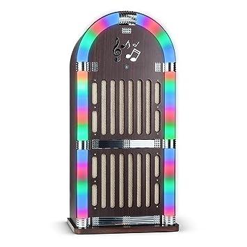 auna Memphis DK Sistema de Sonido Bluetooth (Equipo de música ...