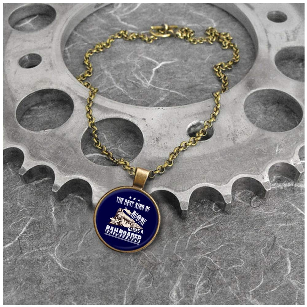 Amazon.com: NEBNECK - Collar de níquel con diseño de ...