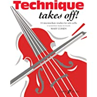 Technique Takes Off! Cello: (Solo Cello)