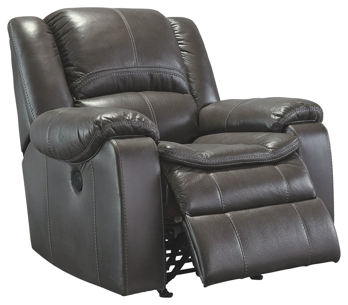 Superbe Amazon.com: Ashley Furniture Signature Design   Long Knight Recliner   Power  Reclining Chair   Gray: Kitchen U0026 Dining
