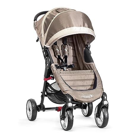 Baby Jogger City Mini 4 - Silla de paseo, color arena/piedra ...