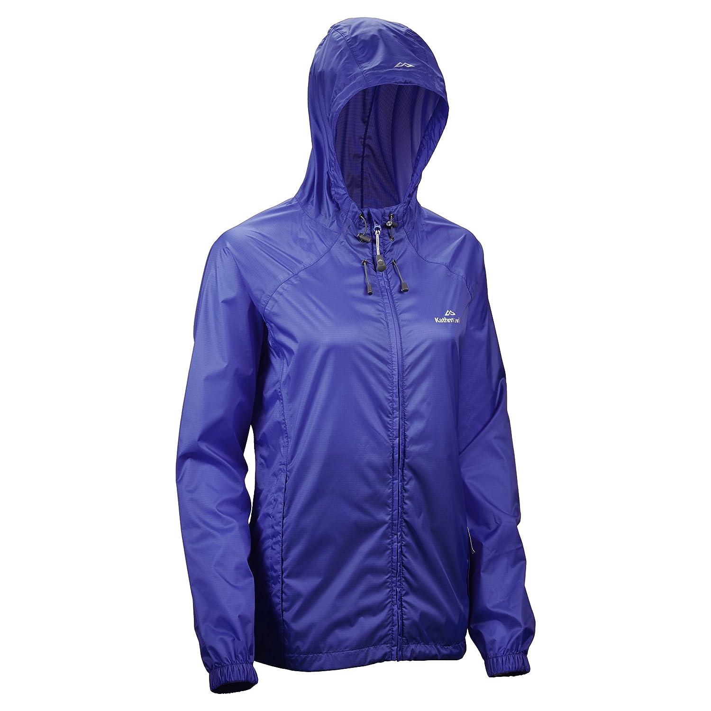 d525de2a1 Kathmandu Pocket-it Women's Waterproof Rain Jacket v2-14: Amazon.co ...