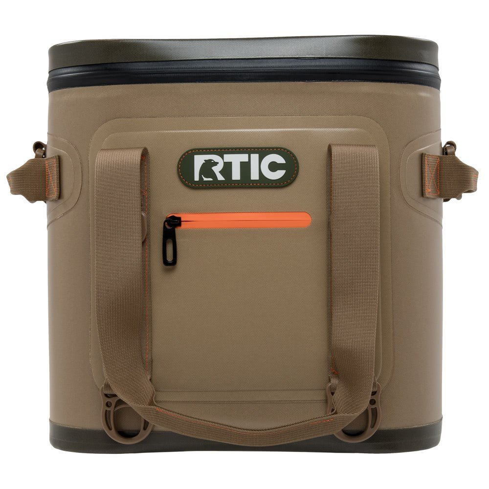 RTIC Soft Pack 20 (Black)