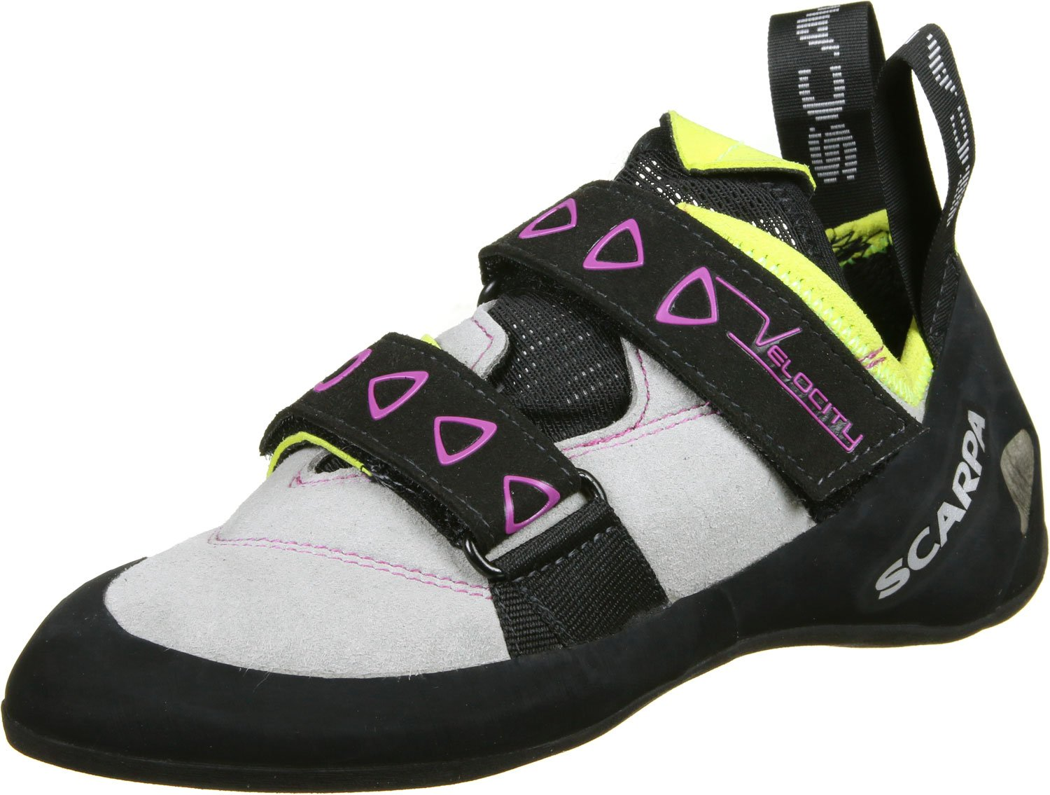 Scarpa lightGrau-yellow Schuhe Vapor V Damens lightGrau-yellow Scarpa aedea5