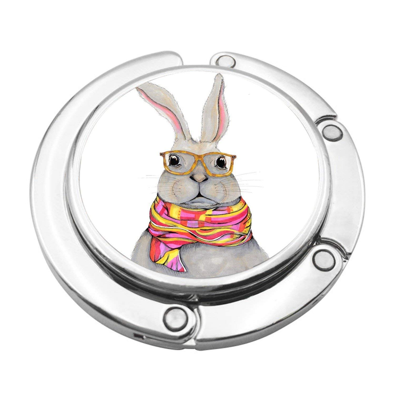 Folding Womens Handbag Bunny Purse Hook Table Purse Hook Purse Hook