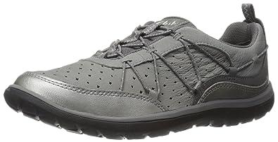 37829cf263 Amazon.com | Clarks Women's Aria Flyer Fashion Sneaker | Fashion ...