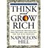 Think and Grow Rich (Think and Grow Rich Series) (English Edition)