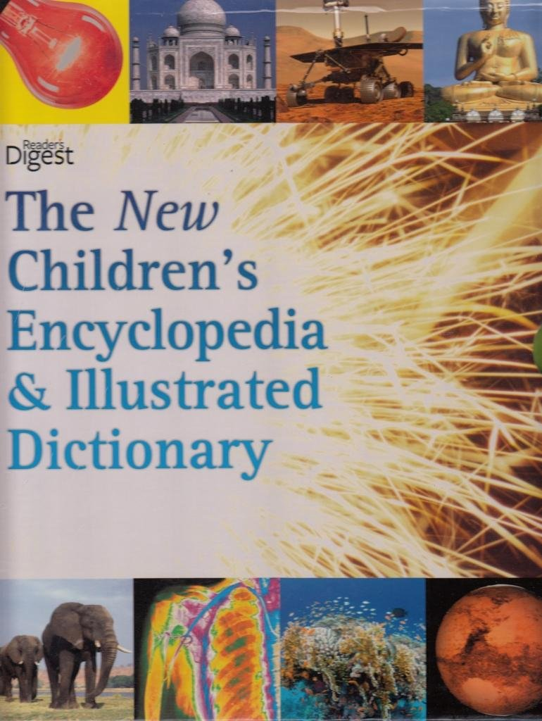 Download The New Children's Encyclopedia & Illustrated Dictionary PDF
