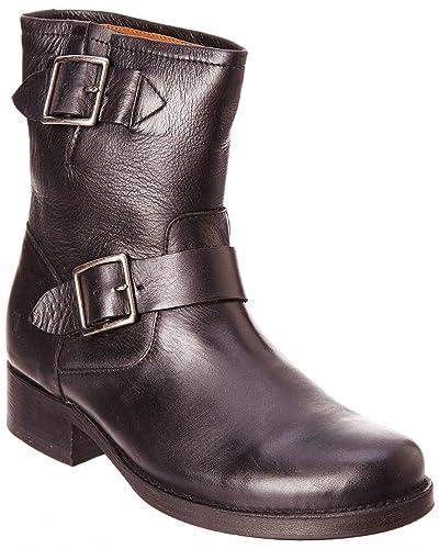 Women's Vicky Full Grain Engineer Boot