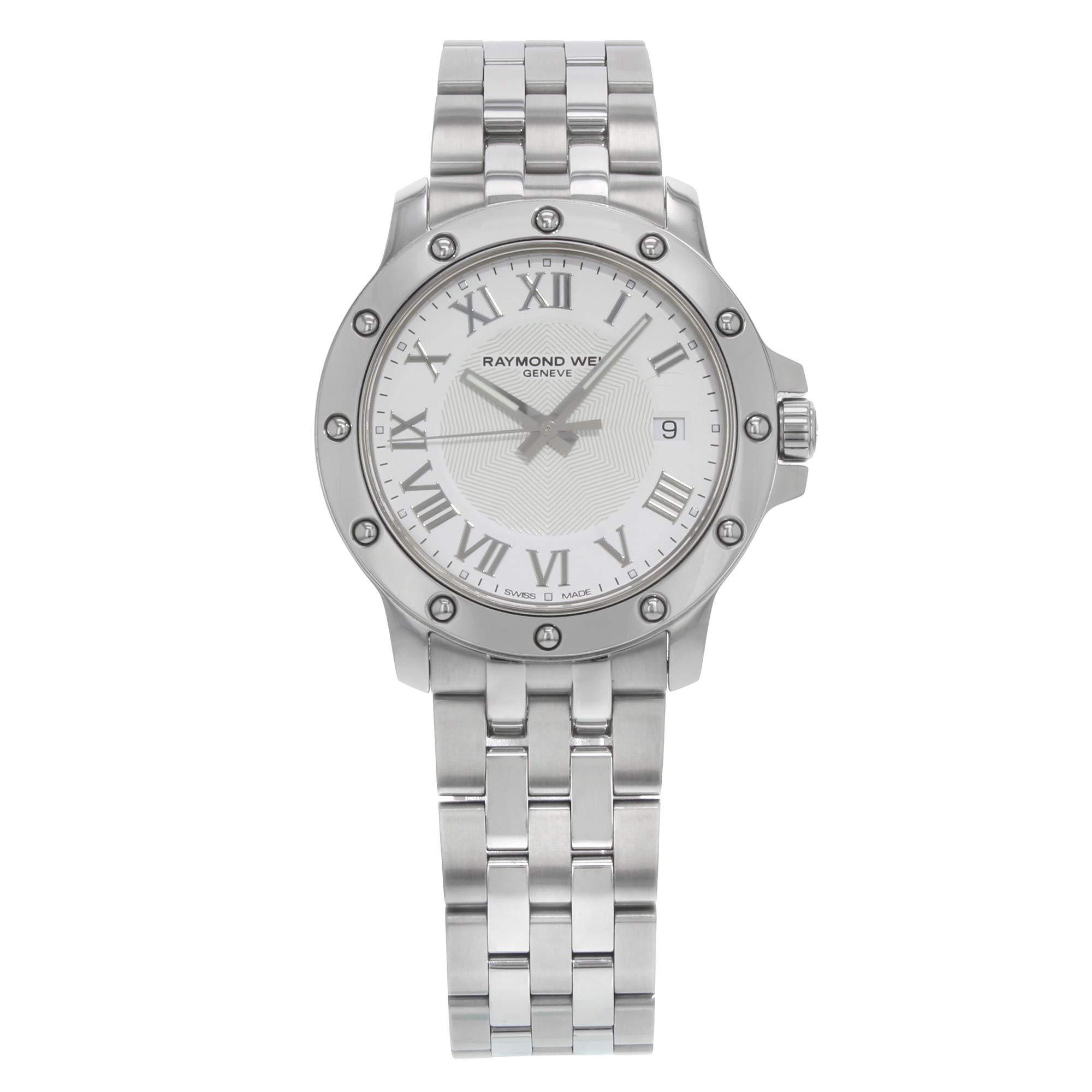Raymond Weil Tango Quartz Male Watch 5599-ST-00308 (Certified Pre-Owned)