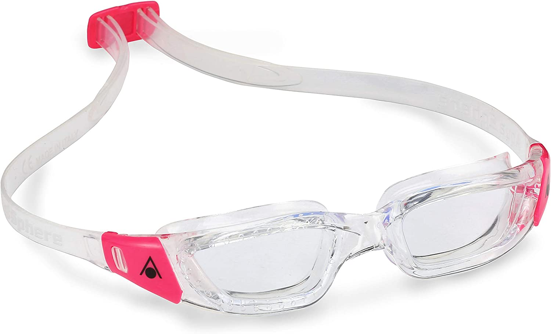 Agua Gear Swimming Goggles Black