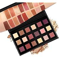 Sebami Sombras para Ojos, Paleta de Sombra de Ojos Paleta de Maquillaje Kit Set Profesional Sombra de Ojos (18 Colores)