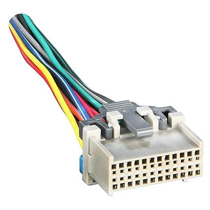 amazon com metra reverse wiring harness 71 2002 for select 2000 metra reverse wiring harness 71 2002 for select 2000 2005 saturn vehicles oem radio