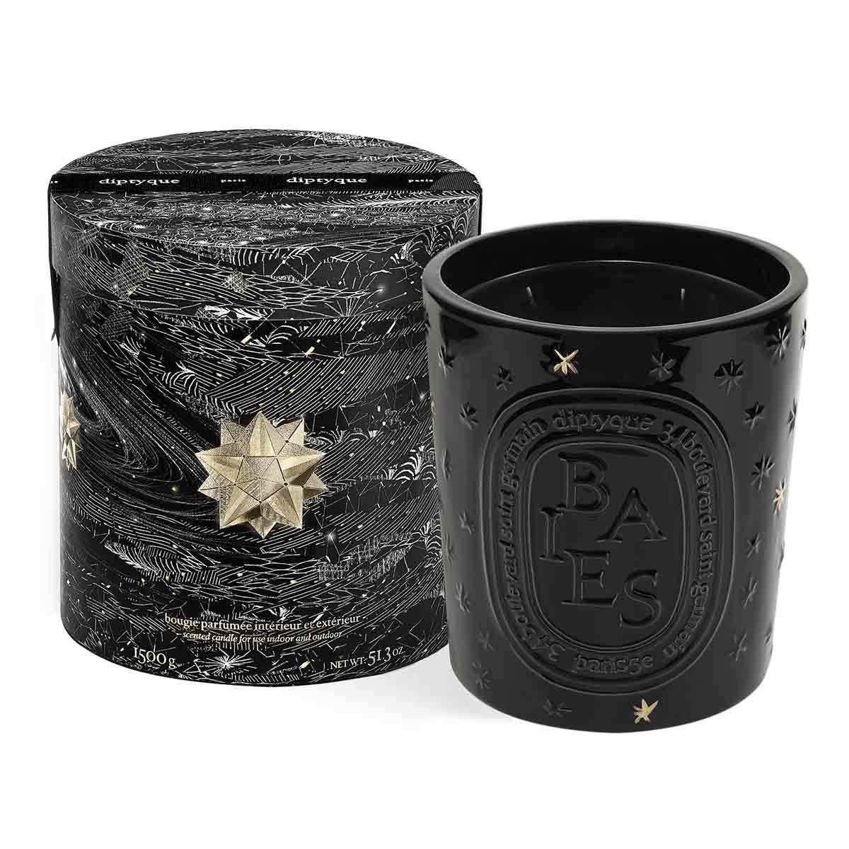 Giant Baies Candle/51.3 oz.