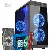 Pc Gamer Anjo da Noite Intel I5 7400 Geforce Gtx 1050ti 4gb Ram 8gb Ddr4