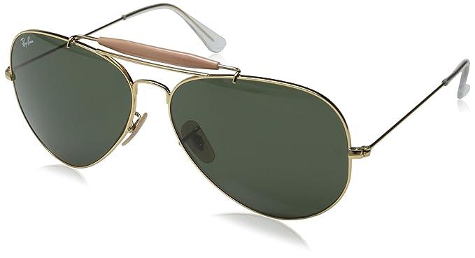 Ray-Ban Mod. 3029 Sole Gafas de Sol, L2112, 62 Unisex^Hombre ...