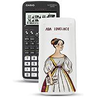 Casio FX-570SPXII Iberia - Calculadora científica con ilustración de Ada Lovelace en la tapa, (576 funciones, 12 dígitos…