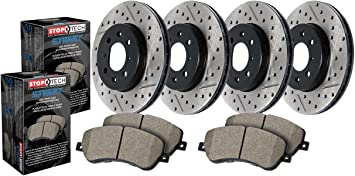 StopTech 935.44002 Street Axle Pack
