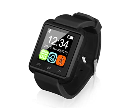 Kocaso Bluetooth Smart Watch - Black
