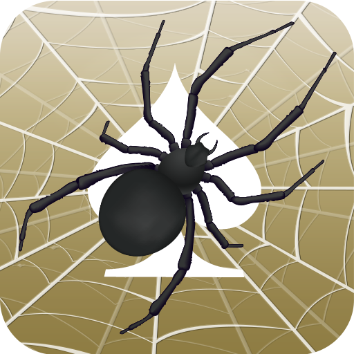 - Spider Solitaire