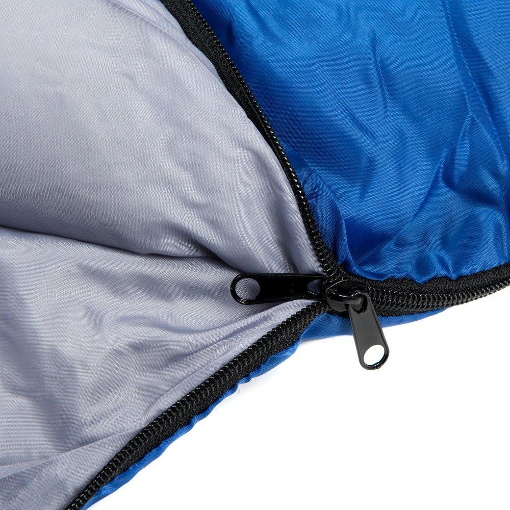 3-Jahreszeiten-Schlafsack 180 x 75 cm Semoo Schlafsack Mehrere Farben zur Auswahl Deckenschlafsack