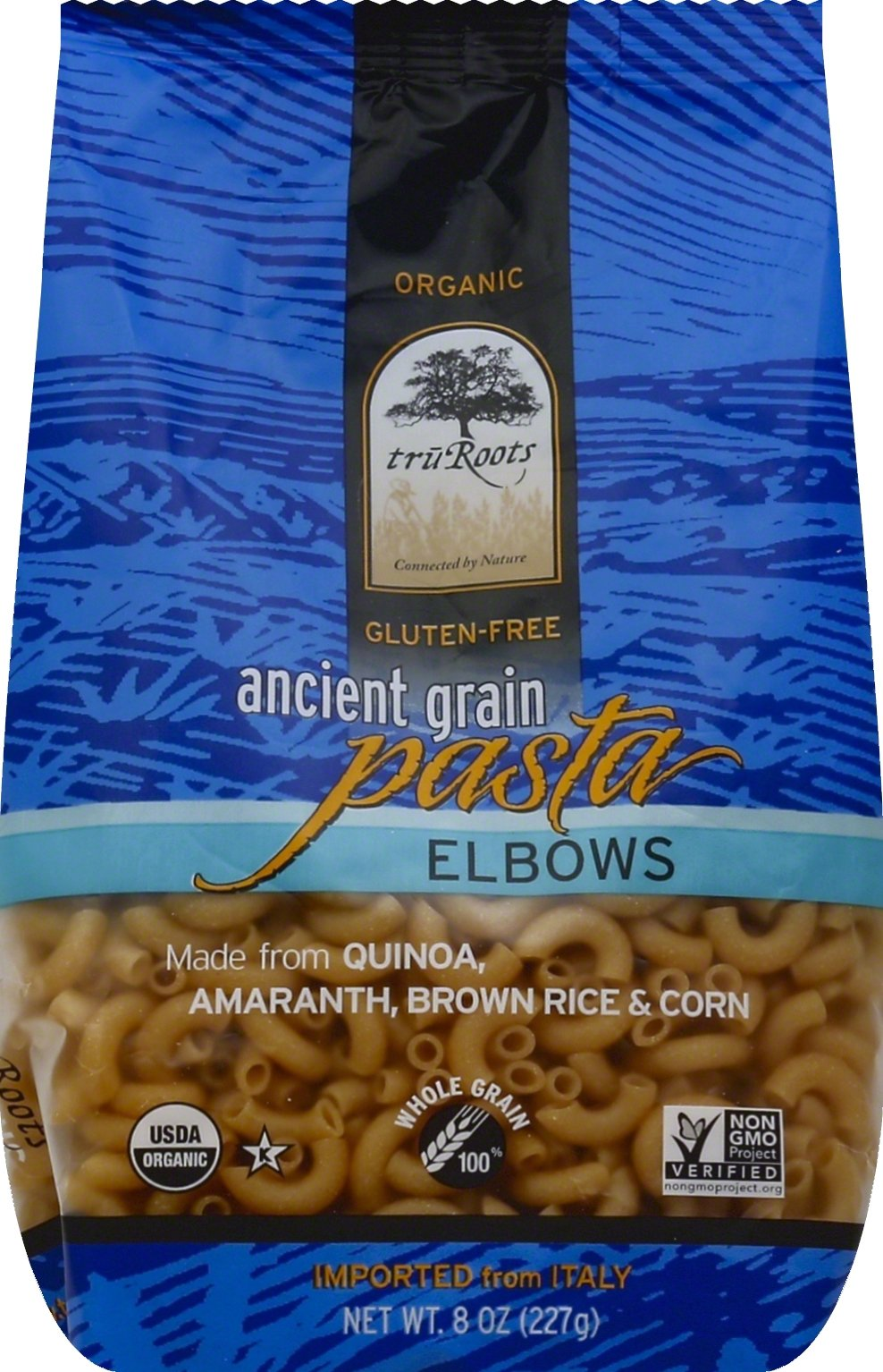 truRoots Organic Elbows, 8 oz